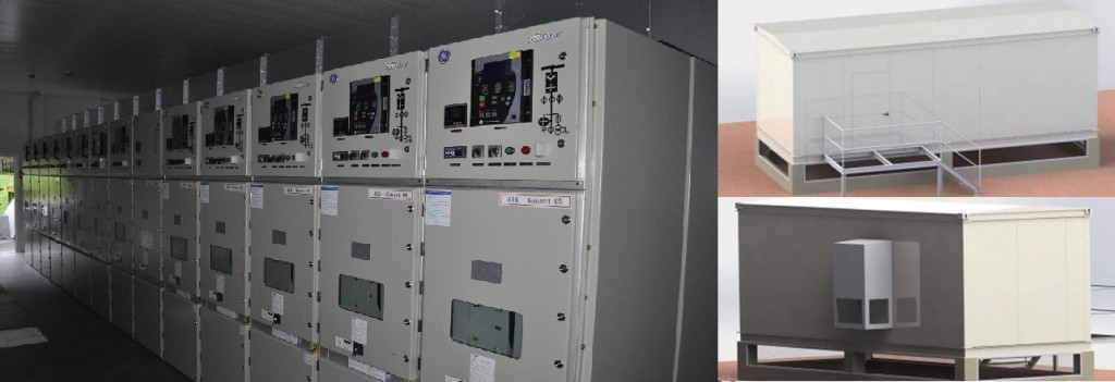 11KV Switchgear for the Paboase Undeground Mining Area at the Chirano Gold mine